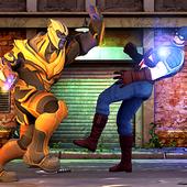 Grand Superhero Street Fighting - Thanos Revenge 1.0