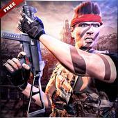 World War Gunner's Battlefield Frontline Commando 1.0