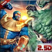 Incredible monster grand immortal gods superhero 1.0