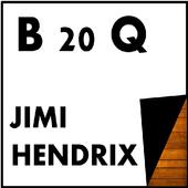 Best 20 Quotes Hendrix 1.2