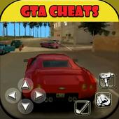 Great Cheats for GTA Vice City 1.1
