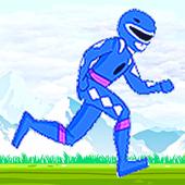 Blue Ranger Jump Game 1.0