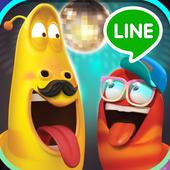 LINE Larva 1.0.0
