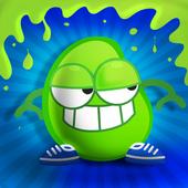 Green Mission -  paint splash inside a cave 1.0