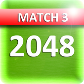 Match 2048 board game. 1.4.9