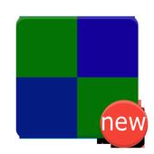 Blue & Green Piano Tiles 1.4
