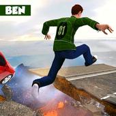 The Floor is Lava Run: Ben Alien War Hero Action 1.1