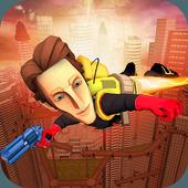 Flying Hero Escape 3D 1.4