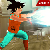 Goku Super Saiyan Dragon Ninja 1.2