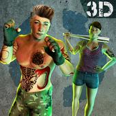 Real Street Wrestling Heroes 3D - Street Fighting 1.0