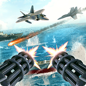 Superhero Gunner Gunship Survival: Gunship Shooter 1.1