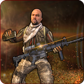 Frontline Army Strike : FPS commando shooting 1.1.1