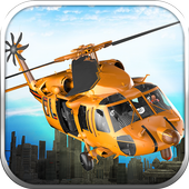 City Helicopter Rescue Flight 1.8