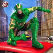 Lightning Super Hero Crime City Battle 1.0