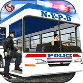 Police Bus Criminal Transport 2.2