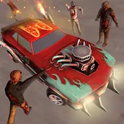 Zombie Attack Monster Car Survival 1.0