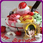 Happy birthday cake greeting 1.0