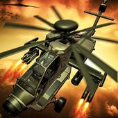US Navy Warship Attack: Gunship Heli Air Strike 1.2