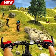 MTB Downhill BMX Bicycle Stunt Rider 1.6
