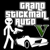 Grand Stickman Auto V 1.09