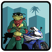 Ninja Toad: City hero 1