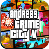 San Andreas : Crime City simulator 2017 FREE 1.0