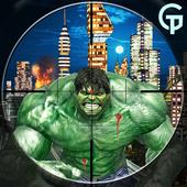 Monster Hero Clash Of City 1.0