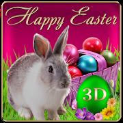 Happy Easter 3D Next Launcher theme 1.3