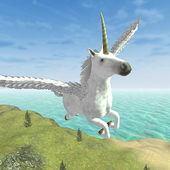 Flying Unicorn Simulator Free 2