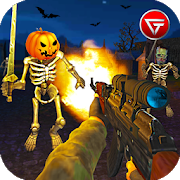 Halloween Night Party: FPS Game 1.0