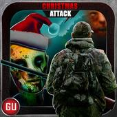 Angry Zombies Christmas Attack 1.0