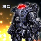 Future Crime Robot Fight 3D 1.2
