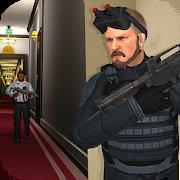 Secret service spy agent mad city rescue game 1.1