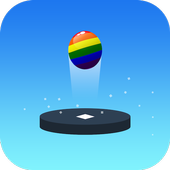 Bounce Up : Forever Jumpy - Road To The Sky 1.3