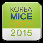 KOREA MICE EXPO 2015 1.2