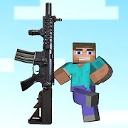 Guns mod for Minecraft PE 3.28
