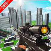 Army Sniper Shoot Strike : Elite Killer 3D Game 1.8