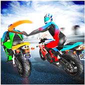 Traffic Stunt Moto Racer 1.0