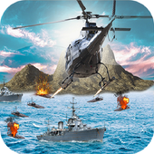 GunShip Strike & Helicopter Shooting 2018 1.0