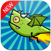 Flappy Lizzard - fun kids game 1.1