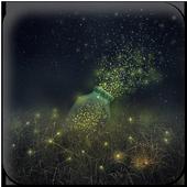 Free Fireflies Live Wallpaper 1.1