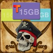 데이터 쿠폰 해적왕의 보물섬(T데이터쿠폰)-SK텔레콤용 1.0