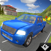 Extreme Drive: Hill Farm Truck 1.11
