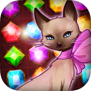 Fancy Treasure Cat: Jewel Gems 7.100.1