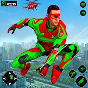 Light Robot Superhero Rescue Mission 2 32