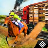 Transporter Train Horse Racing 1.9