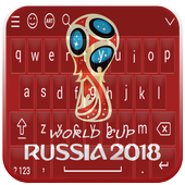 World Cup Russie 2018 Keyboard 2.0