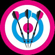 com.haaz.dartsscoreboard icon