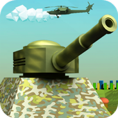 Paratrooper - Tank Battle 1.5