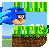 Floppy Sonic Bird Angry 1.0